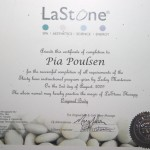LaStone® Original Body diploma
